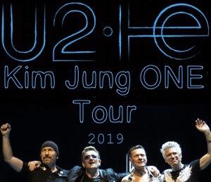 U2 Plan Concert in Korean DMZ – The Turunn Tribune