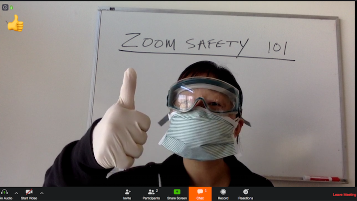 Webex Safety Crucial to Prevent Second Wave of Infections
